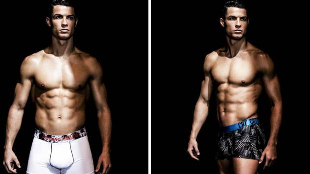 Gente estilo Nueva línea de ropa interior de Cristiano Ronaldo 8f07f11cc361