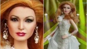 La muñeca de Rocío Jurado será exclusiva y se subastará una vez acabada su exposición