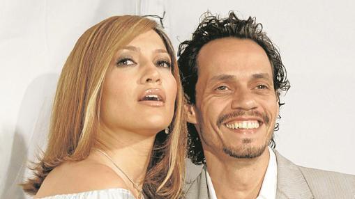 JLo y Marc Anthony se casaron en 2004 y tuvieron dos gemelos. Se separaron en 2011