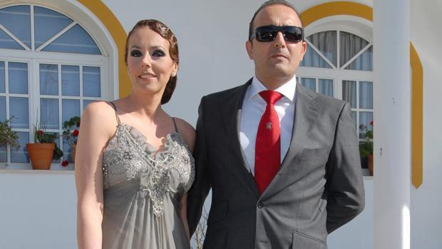 Vestido de novia rociito