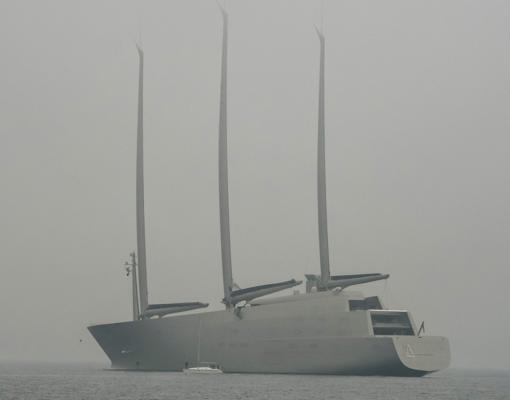 Su nuevo yate Sailing Yacht, el velero privado más grande del mundo