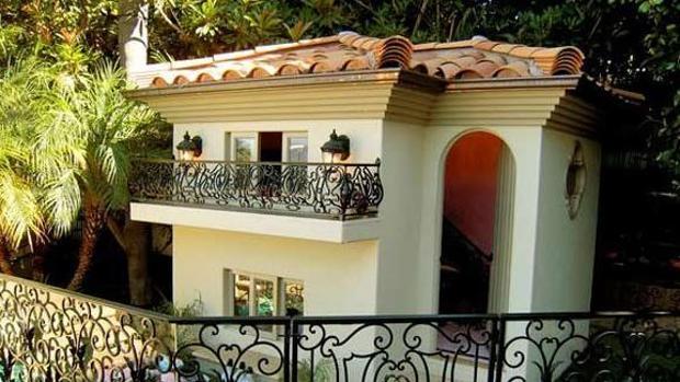 La mansión que Paris Hilton ha construido para sus perros