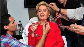 Katy Perry, poseída por Hillary Clinton en Halloween