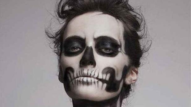 maquillaje halloween 5 trucos de maquillaje para halloween sencillos - Maquillaje Halloween