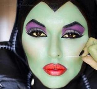 maquillaje halloween 5 trucos de maquillaje para halloween sencillos - Maquillaje Bruja