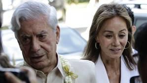 Mario Vargas Llosa conoce a la familia de Isabel Preysler