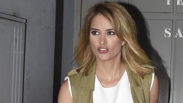 Instagram:  El monumental enfado de Alba Carrillo con la prensa