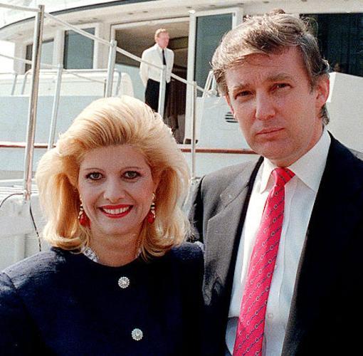 Ivana y Trump, cuando eran felices
