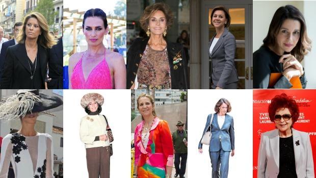 Las 50 Mujeres Más Elegantes De España I