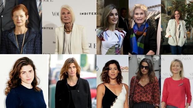 Las 50 Mujeres Más Elegantes De España Iii