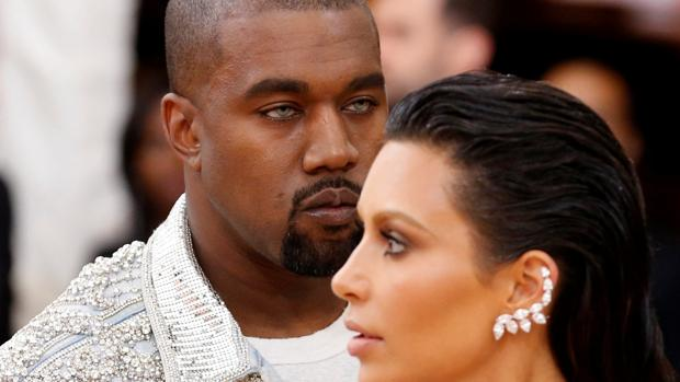 El matrimonio Kardashian West