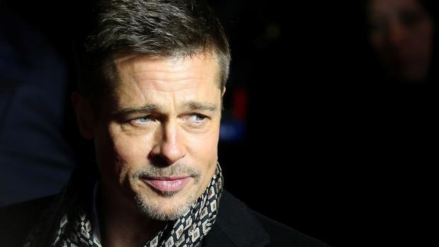 Brad Pitt, en su reciente visita a Madrid para el estreno de «Aliados»