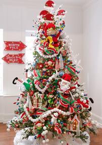 Como Decorar El Arbol De Navidad - Decoracion-arboles-de-navidad
