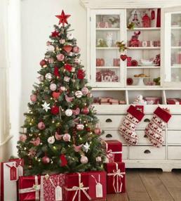 Como Decorar El Arbol De Navidad - Arboles-de-decoracion