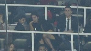 La novia de Cristiano Ronaldo, la más buscada del fin de semana