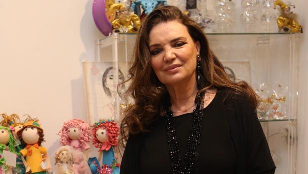 María José Cantudo Soy De Las Actrices Que Menos Han Enseñado