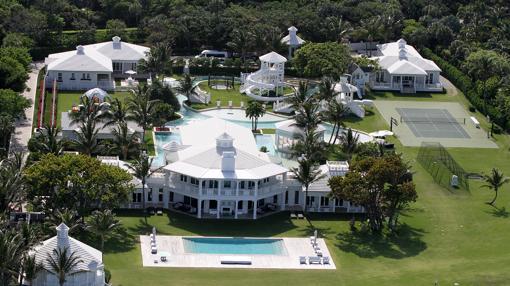 Casa de Celine Dion en Florida