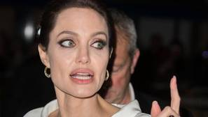 Angelina Jolie, furiosa con Hollywood