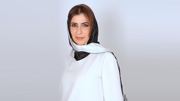 La princesa Basmah bint Saud Al Saud