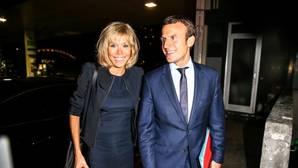 Los Macron se han erigido en los últimos tiempos como el nuevo exponente de la «izquierda caviar»