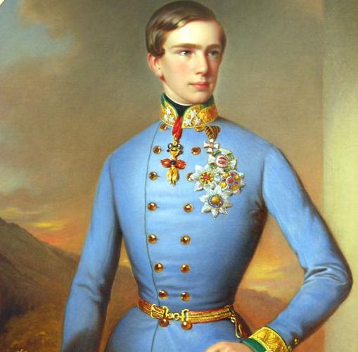 Retrato de Francisco José de Austria