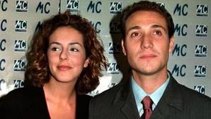 Rocío Carrasco y Antonio David (imagen de archivo)