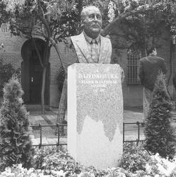 Livinio Stuyck Candela, fundador de la Feria de San Isidro