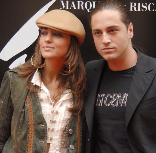 Una imagen de la pareja en 2006
