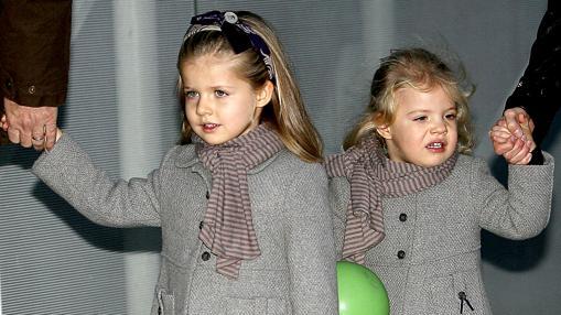 Sofia De Borbon Diez Anos Como Infanta De Espana En Imagenes