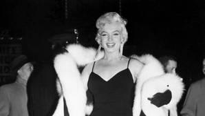 Marilyn Monroe, en 1955