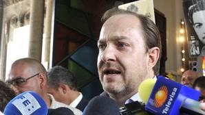 El hijo del actor cómico Mario Moreno «Cantinflas», Mario Ivanova (imagen de archivo del 12 de agosto de 2011)