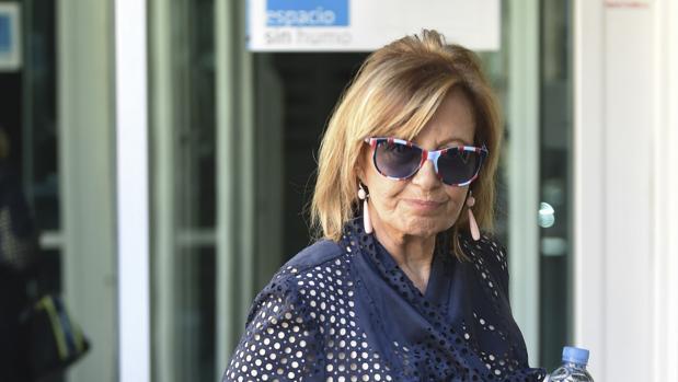 Nuevos datos sobre el estado de salud de María Teresa Campos