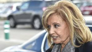 Carmen Borrego, hija de María Teresa: «Va a ser una recuperación lenta»