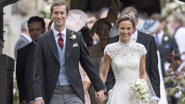 roger federer, invitado sorpresa en la boda de pippa middleton