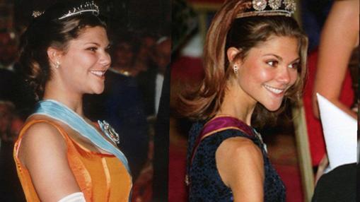 Antes y después: el efecto del desorden alimenticio en el cuerpo de la princesa