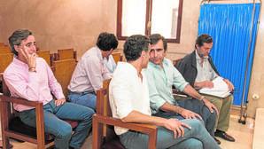 Los hermanos Ruiz-Mateos durante el juicio en el que se les acusa de estafa e insolvencia