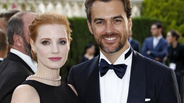 La pareja este año en el festival de Cannes