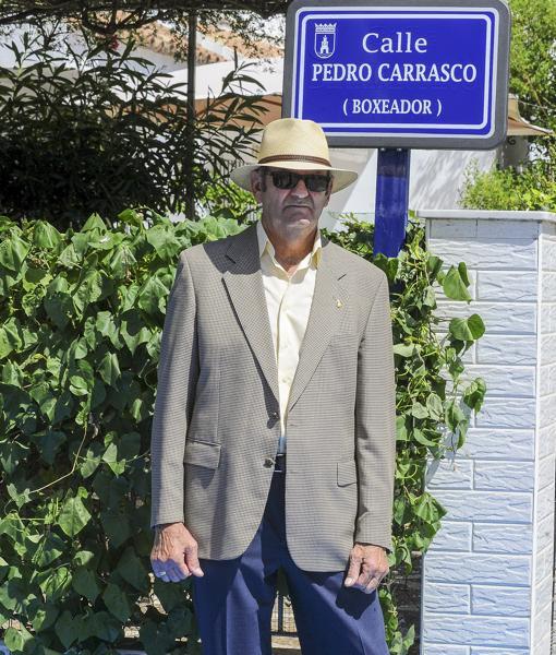 Ramón Carrasco, hermano del fallecido Pedro Carrasco