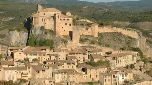 En Huesca es posible encontrar varios pueblos con un encanto especial