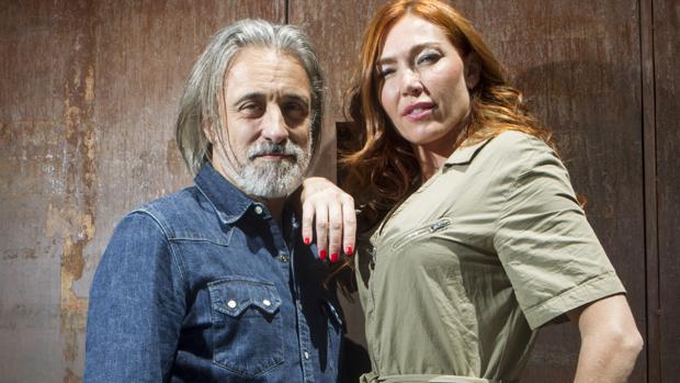 Arola y Fominaya, unos días antes de la apertura de «Por la Jeta»