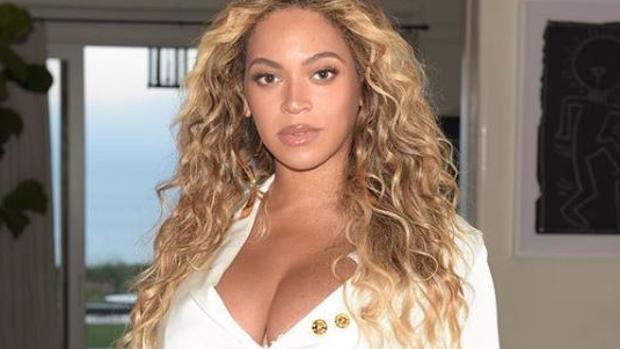 La cantante, en una imagen publicada en su perfil oficial