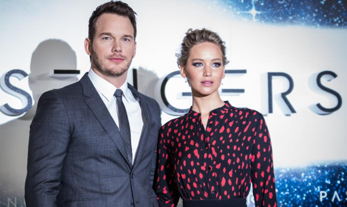 Twitter culpa a Jennifer Lawrence de la separación de Chris Pratt y Anna Faris