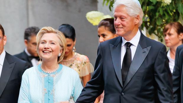 Los Clinton pasarán parte de sus vacaciones en un exclusivo hotel canadiense