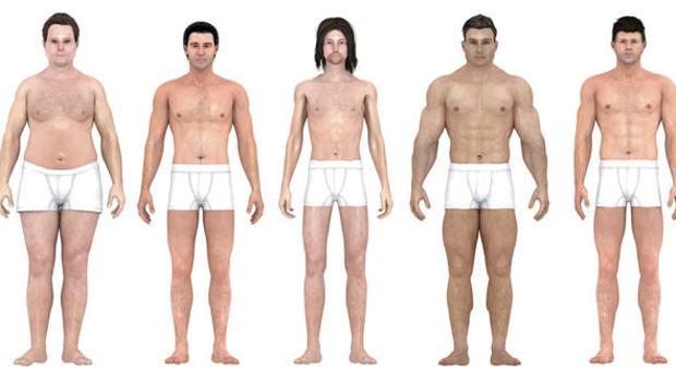 Así ha cambiado el ideal de belleza masculino en los últimos 150 años