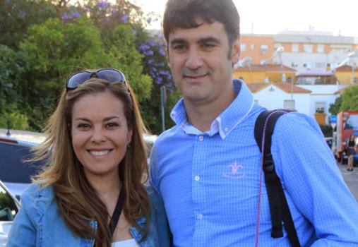 Jesulín de Ubrique y María J0osé Campanario