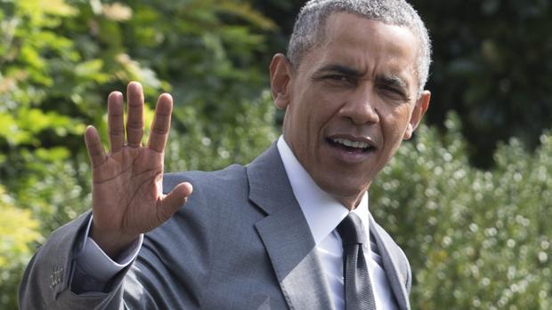 Obama en agosto de 2015 cuando aún era el presidente de Estados Unidos