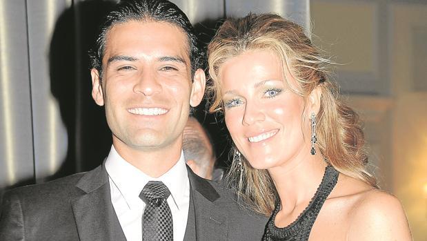 Rafa Márquez y Jaydy Michel