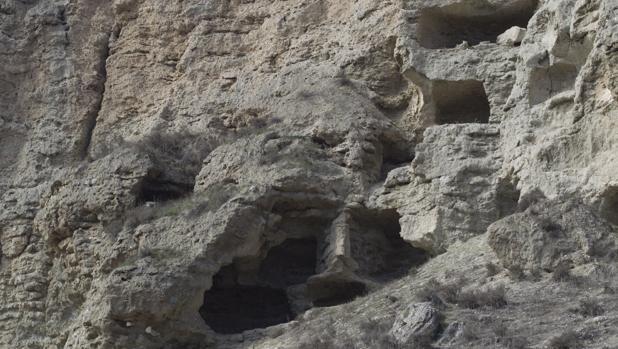 Yacimiento arqueológico Ricos de las Cuevas