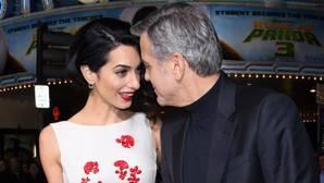 El matrimonio Clooney