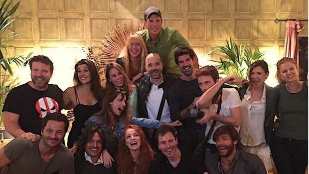 Actores de la serie de los 90